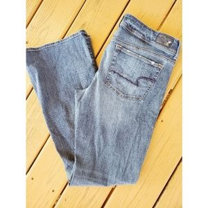 American Eagle| Women's Kick Boot Jeans